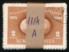 1949 UPU (I.) 2Ft 100-as bündli (46.000)