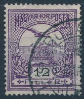 1906 Turul 12f d számvízjelállás (40.000)