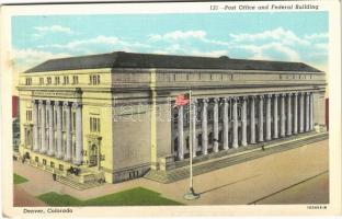 Denver (Colorado), Post Office and Federal building (wet damage)