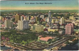 1954 Miami (Florida), the magic metropolis