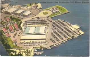 1955 Miami (Florida), the new dinner key exposition hall
