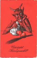 1933 Üdvözlet a Krampusztól! / Krampus (EB)