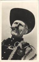 Bugaci csikós, magyar folklór / Hungarian folklore