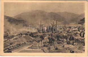 Donawitz (Leoben), Hüttenwerk Stahlwerk / steel works, factory