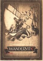 1950 C-Hypovitaminosis Wandervit-C Tabletta Forte Tabletta és Injectio. Dr. Wander gyógyszer és tápszergyár rt. reklám / Hungarian medicine advertisement (EK)