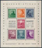 1938 Eucharisztikus blokk (10.000)