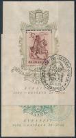 1939 Bethlen-blokkpár (10.000)