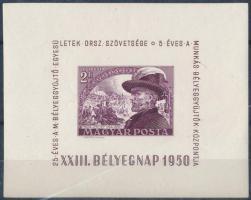 1950 Bélyegnap - Bem blokk (10.000)