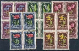 1950 Virág I. sor négyestömbökben (min. 10.000)