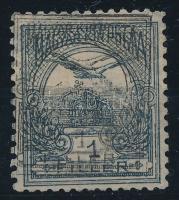 1900 Turul 1f rendkívül látványos kettősnyomat. Ritkán előforduló nyomási különlegesség!