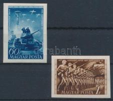 1951 A néphadsereg napja I. vágott sor (10.000)