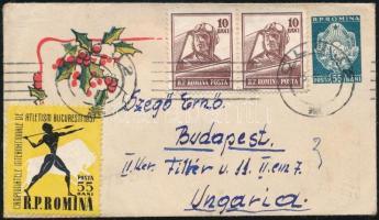 Románia 1958
