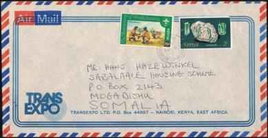Kenya 1982