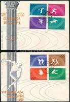 2 db Lengyelország 1960