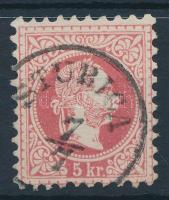 1867 5kr STUBICA (Gudlin 300 pont)