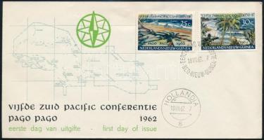 Holland Új-Guinea 1962