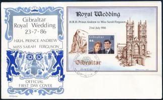 Gibraltár 1986