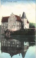 Cervená Lhota (Pluhuv Zdár), Zámek / castle