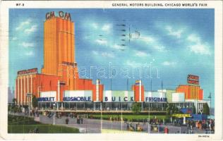 1933 Chicago Worlds Fair, General Motors Building