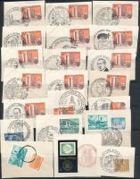 Kis összeállítás: 21 db alkalmi bélyegzés