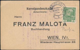 Ausztria 1915