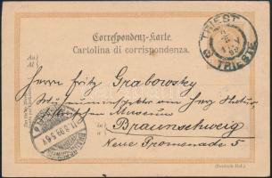 Ausztria 1899