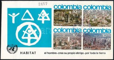 Kolumbia 1970