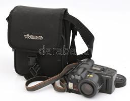 Olympus Az300 souperzoom kamera fotós táskával