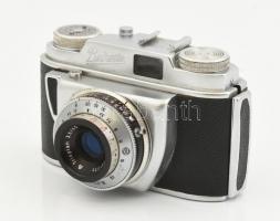 1963 Beier Beirette Junior fényképezőgép Meyer Trioplan 3,5/45 objektívvel