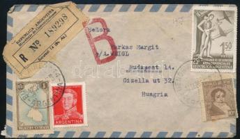 Argentína 1955