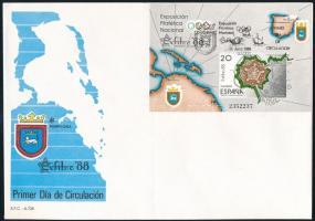Spanyolország 1988
