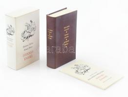 Balassa Bálint: Balassa Bálint és Rimai János istenes éneki. Szabó Géza tanulmányával. Bp., 1983, Helikon. Hasonmás kiadás. Kiadói dombornyomott aranyozott egészbőr-kötésben, kiadói kartontokban.