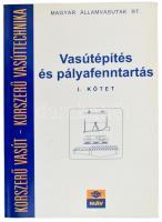Vasútépítés és pályafenntartás. I. köt. Korszerű vasút - Korszerű vasúttechnika. Szerk.: id. Dr. Horváth Ferenc. Bp.,1999,MÁV. Kiadói papírkötés.