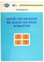 Veszélyes anyagok és veszélyes áruk a vasúton. Szerk.: Mezei István. Bp.,1998, MÁV. Kiadói papírkötés.