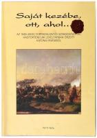 Farkas Gyöngyi (szerk.): Saját kezébe, ott, ahol... Bp., 1998, PETIT REAL. Kiadói papír kötésben.