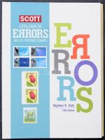 Scott: USA tévnyomatok katalógusa új állapotban