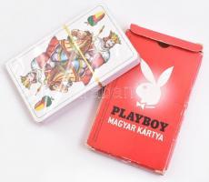 Playboy magyar kártya dobozában