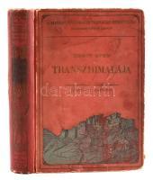 [Sven Hedin (1865-1952)] Hedin, Sven: Transzhimalája. Felfedezések és kalandok Tibetben. Ford.: Kondor Alfréd. Magyar Földrajzi Társaság Könyvtára. Bp., é.n., Lampel R. (Wodianer F. és Fiai), VI+330 p. +47 (42 fekete-fehér képtábla, 4 színes képtábla, 1 színes panorámakép) t. +2 (térképek, az egyik kihajtható térkép) t. Fekete-fehér fotókkal, színes képekkel, színes, kihajtható panorámaképpel és egy kihajtható térképpel illusztrált. Kiadói aranyozott félvászon sorozat kötésben, a kihajtható, színes panorámakép és egy lap szakadt, a borító kopott, két tábla hiányzik.