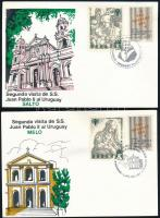 Uruguay 1988 (4 db)