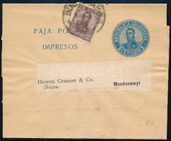 Argentína 1908