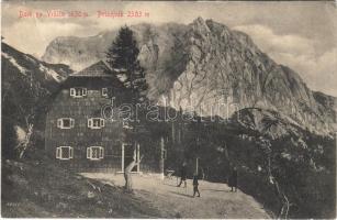 1915 Vrsic, Dom, Prisojnik / mountain hotel