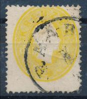 2kr yellow, shifted perforation