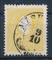 2kr II. centered, on 0,125 mm cardboard