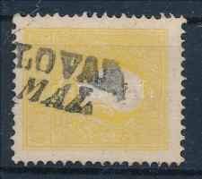 2kr II. yellow
