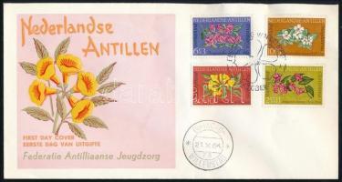 Holland Antillák 1964