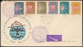 Indonézia 1959