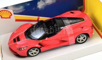 Shell Ferrari GT 1:24 játék autó gyűjtői dobozban