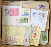 Kb 1000 db levél, díjjegyes, sok használatlan