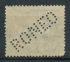 1913 Turul 6f RONEO perfin
