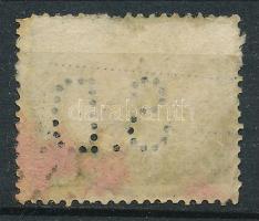 1913 Turul 5f S.D. perfin